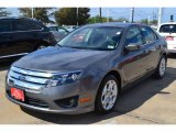 2011 Sterling Grey Metallic Ford Fusion SE V6 #61345460