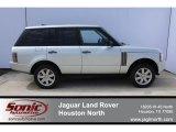 2007 Zermatt Silver Metallic Land Rover Range Rover HSE #61344817