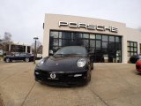 2008 Black Porsche 911 Turbo Cabriolet #61345447