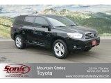2010 Black Toyota Highlander Limited 4WD #61344112