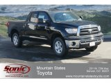 2012 Black Toyota Tundra Double Cab 4x4 #61344110