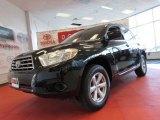 2010 Black Toyota Highlander  #61345427