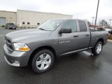 2012 Mineral Gray Metallic Dodge Ram 1500 Express Quad Cab 4x4 #61345403