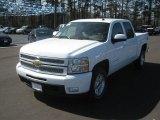2012 Summit White Chevrolet Silverado 1500 LTZ Crew Cab 4x4 #61345381
