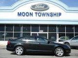 2010 Atlantis Green Metallic Ford Fusion SE #61344741