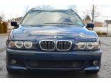 2000 Biarritz Blue Metallic BMW 5 Series 540i Wagon #61344699