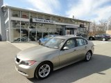 2008 Platinum Bronze Metallic BMW 3 Series 328xi Sedan #61344688