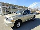 2011 White Gold Dodge Ram 1500 SLT Quad Cab 4x4 #61344683
