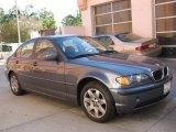 2002 Steel Grey Metallic BMW 3 Series 325xi Sedan #61344614