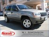 2002 Silverstone Metallic Jeep Grand Cherokee Laredo #61344613