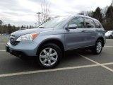 2009 Glacier Blue Metallic Honda CR-V EX-L #61345235