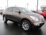 2008 Cocoa Metallic Buick Enclave CXL AWD #61345214