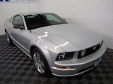 2006 Satin Silver Metallic Ford Mustang GT Premium Coupe #61457705