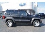 2002 Black Jeep Liberty Sport 4x4 #61457490