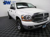 2006 Bright White Dodge Ram 1500 ST Quad Cab 4x4 #61457704