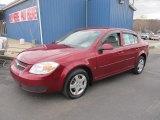 2007 Sport Red Tint Coat Chevrolet Cobalt LT Sedan #61457912