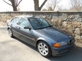 2001 Steel Grey Metallic BMW 3 Series 325i Sedan #61457461