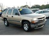 2005 Sandstone Metallic Chevrolet Tahoe LS #61457659