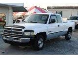 2001 Bright White Dodge Ram 1500 SLT Club Cab #61457656