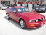 2006 Redfire Metallic Ford Mustang GT Premium Coupe #61457395