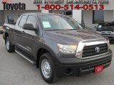 2011 Magnetic Gray Metallic Toyota Tundra Double Cab #61457389