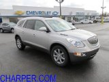 2008 Platinum Metallic Buick Enclave CXL AWD #61457818