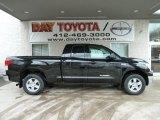 2012 Black Toyota Tundra SR5 Double Cab 4x4 #61457383