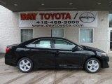 2012 Attitude Black Metallic Toyota Camry SE #61457382