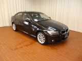 2011 Black Sapphire Metallic BMW 3 Series 328i xDrive Sedan #61457376