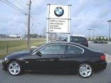 2012 Jet Black BMW 3 Series 335i Coupe #61457590