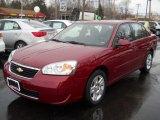 2007 Sport Red Metallic Chevrolet Malibu LT Sedan #61457785
