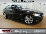 2009 Jet Black BMW 3 Series 335i Sedan #61457570