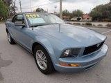 2005 Ford Mustang Windveil Blue Metallic