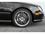 Mercedes-Benz CL 2006 Wheels and Tires