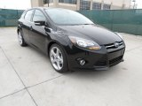 2012 Tuxedo Black Metallic Ford Focus Titanium 5-Door #61457545