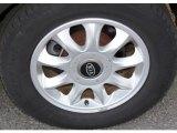 Kia Amanti 2005 Wheels and Tires