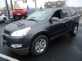 2012 Chevrolet Traverse LT AWD Data, Info and Specs