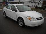 2007 Summit White Chevrolet Cobalt LS Sedan #61457523