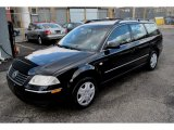 2003 Volkswagen Passat GL Wagon Data, Info and Specs