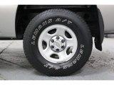 2002 Chevrolet Silverado 1500 LS Regular Cab 4x4 Wheel
