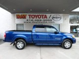 2005 Spectra Blue Mica Toyota Tundra Limited Double Cab #61499500