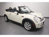 2007 Pepper White Mini Cooper Convertible #61499650