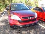 2009 Tango Red Pearl Honda CR-V LX #61499482