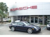2008 Midnight Blue Metallic Porsche 911 Carrera S Coupe #61499633