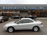 2003 Silver Frost Metallic Ford Escort ZX2 Coupe #61499615