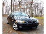 2007 Black Sapphire Metallic BMW 3 Series 328xi Coupe #61499740