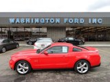 2011 Race Red Ford Mustang GT Premium Coupe #61499611