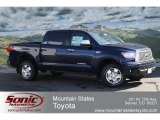 2012 Nautical Blue Metallic Toyota Tundra Limited CrewMax 4x4 #61499452