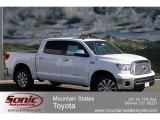 2012 Super White Toyota Tundra Platinum CrewMax 4x4 #61499451