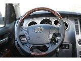 2012 Toyota Tundra Platinum CrewMax 4x4 Steering Wheel